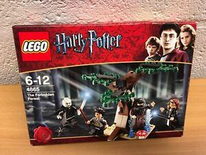 Harry-Potter-Lego-4865-el-bosque-prohibido-Nuevo-Sellado