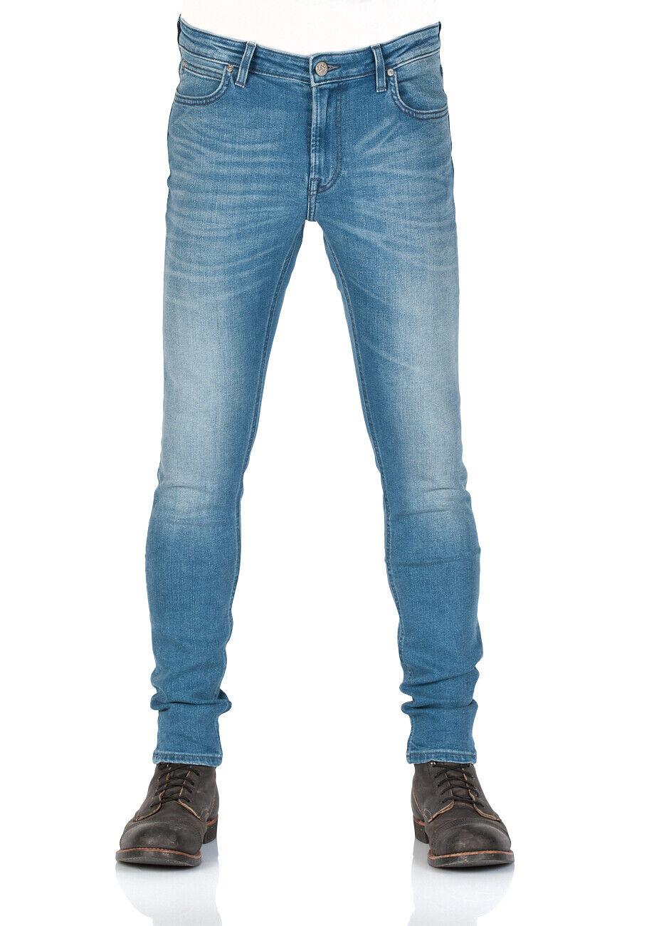 Lee Herren Jeans Malone Skinny Fit - Blau - Fresh  | Der neueste Stil