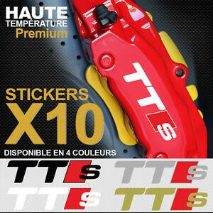 Stickers-autocollants-adhesif-etrier-de-frein-AUDI-TTS-TT-RS-S-line-Quattro-TFSI
