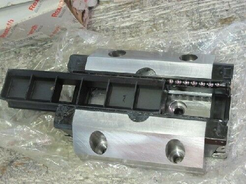 NEW IN BOX REXROTH R165331220 RUNNER BLOCK BALL CARRIAGE LINEAR BEARING
