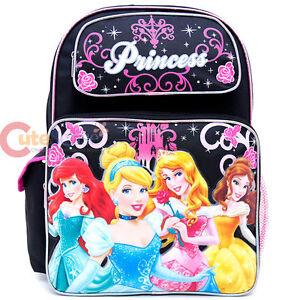 a9e9de588a2 Disney Princess Large School Backpack 16