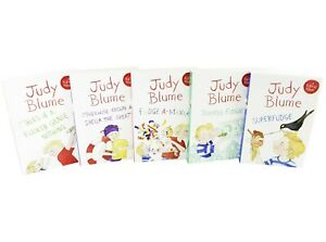 Judy-Blume-Fudge-Series-5-Books-Children-Collection-Paperback-Set-Gift-Pack