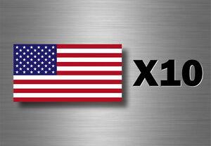 10x-sticker-adesivi-usa-bandiera-americana-america-stati-uniti-scrapbooking
