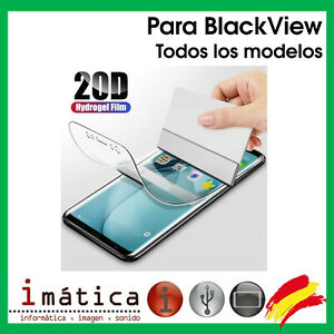 Protector-Hydrogel-For-Blackview-Screen-Front-Flexible-Glass