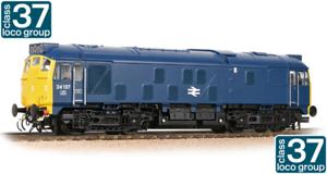 Bachmann-32-442-Class-24-1-24137-BR-Blue
