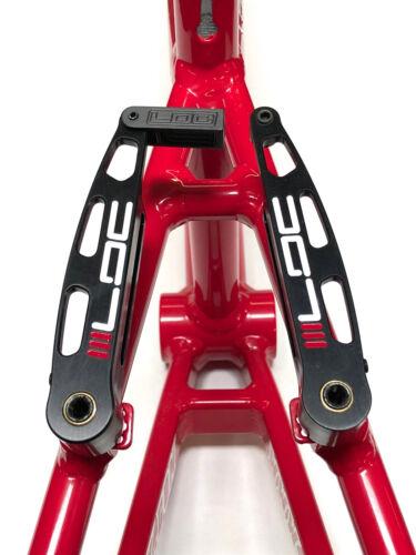 """LDC BMX Pro V-BRAKES avec 2/"""" de Pad ajustement pour BMX race"""