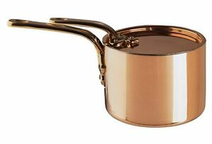 Ruffoni Copper Classici Saucepan With Lid 3 75 Qt 8 Quot Ebay