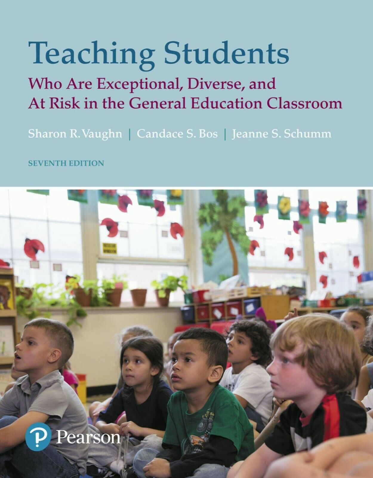 Teaching Students Who are Exceptional Diverse and At Risk General Education 6