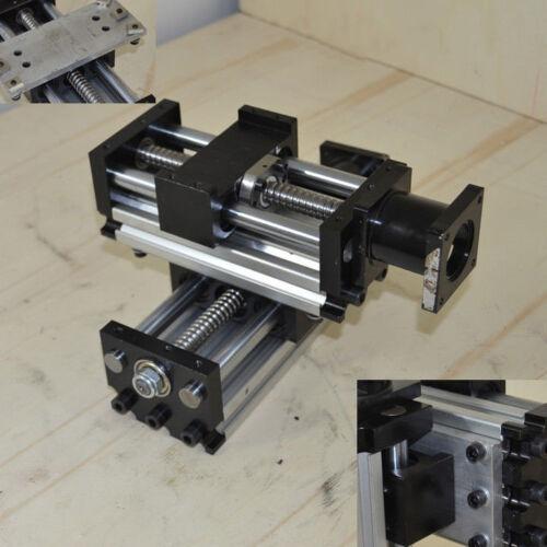 Ball Screw Linear CNC Slide Stroke 100-1000mm Long Stage Actuator Stepper Motor