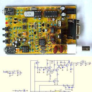 51-Super-RM-Rock-Mite-QRP-CW-Transceiver-HAM-Radio-Shortwave-Telegraph-40m-Kit