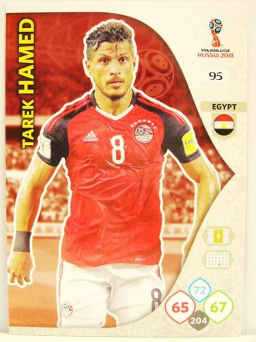 Panini Adrenalyn XL Coupe du monde 2018 #095 Tarek Hamed-Égypte