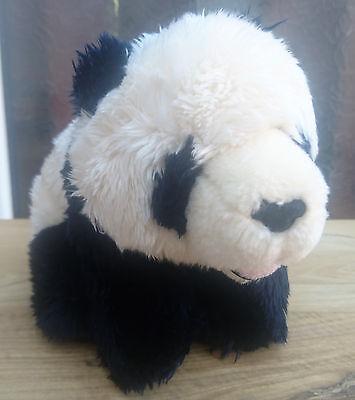* Chiglia Panda Giocattolo Morbido Peluche-condizioni Eccellenti (f)-