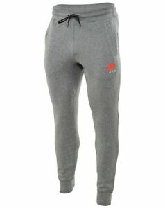 pantaloni tuta nike grigia