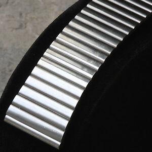 LAST-ONES-Satin-steel-18mm-NSA-bracelet-sliding-clasp-Swiss-watch-1960s-24-sold
