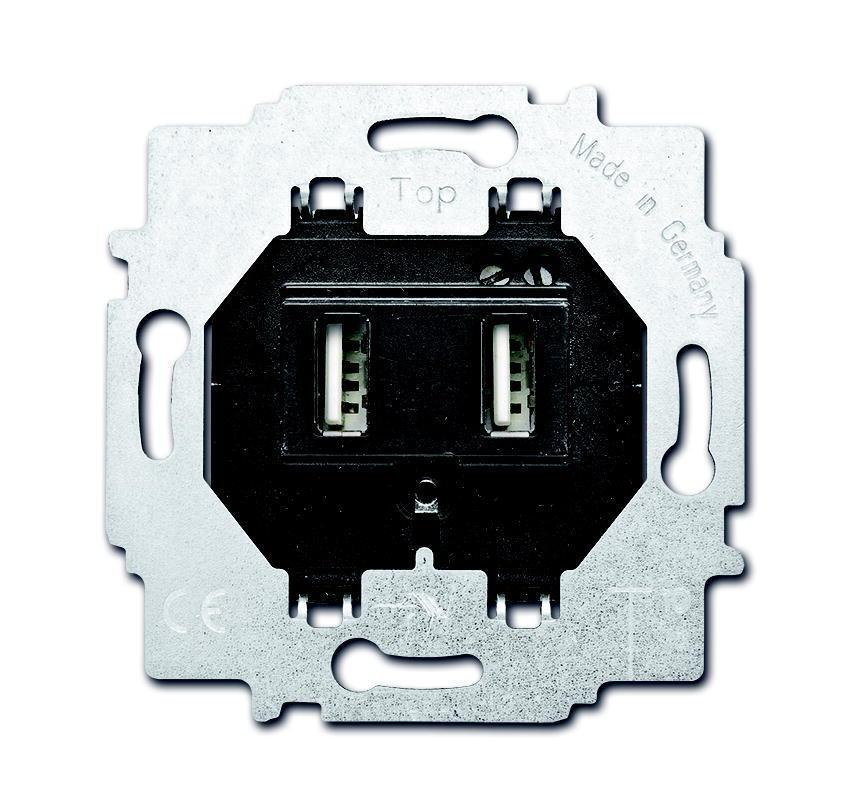 Busch Jaeger 6472U USB-Netzteil 100-230 100-230V DC 1400mA USB Stabilisiert UP
