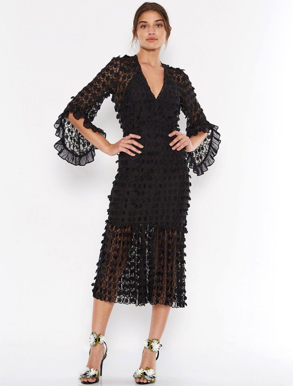 55% Off Autentic LA MAISON TALULAH Mellifluous Midi klänning  320 - XS