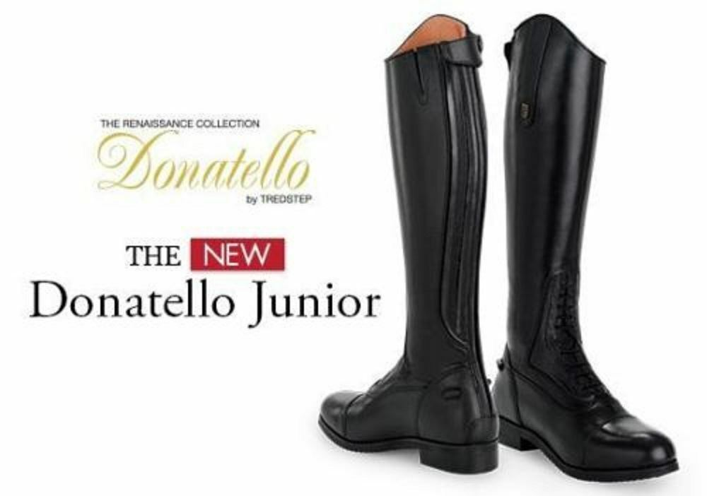 Trojostep Donatello Junior botas De Campo-elige talla
