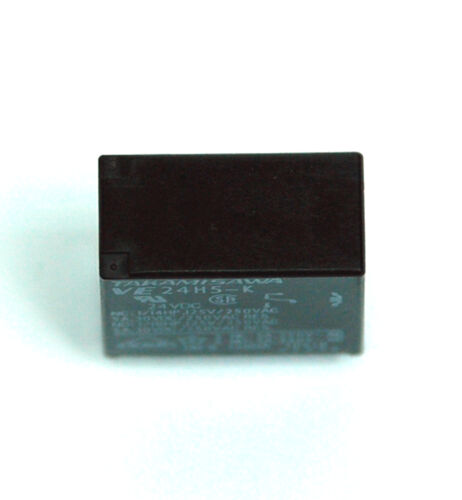 2pc Power Relay VE24H5-K 1C 5A 250VAC Coil= 24V SPDT UL CSA CQC VDE Takamisawa