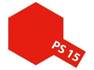 Tamiya-100ml-Metallic-Red-Polycarbonate-Spray-Paint-PS-15