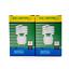 2 Bulbs Soft White 2700K,UL Listed Twister GU24,18W Energy Saving Bulb=75W