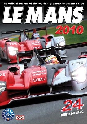 Le Mans 2010 - Official review (New DVD) 24 Hour Endurance race