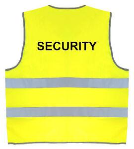 securite-jaune-fluo-haute-visibilite-Gilet-de-securite-Taille-S-MOYEN-R200X