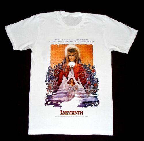 David Bowie Labrinth Shirt 103 Tshirt Cult Fantsy Film
