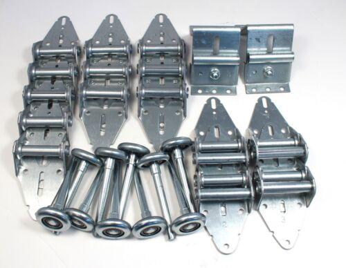 Garage Door Hinge et Roller Tune up kit pour 10/' X 10/' et 12/' X 10/' avec options