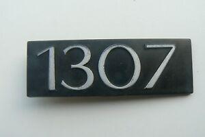TALBOT-SIMCA-1307-sigle-embleme-logo-insigne-monogramme-de-carrosserie-plastique