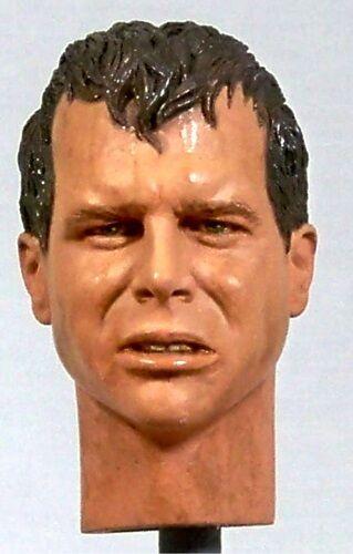 1:6 Custom Head of Bill Paxton as Hudson from Aliens:
