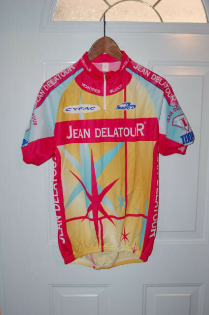 CYCLISTE MAILLOT BIEMME size   38   40   CYFAC  select from the newest brands like