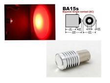 1 x CREE Q5 382 1156 RED LED REAR FOG LIGHT BUB BA15S 5W CREE AUDI COUPE TT