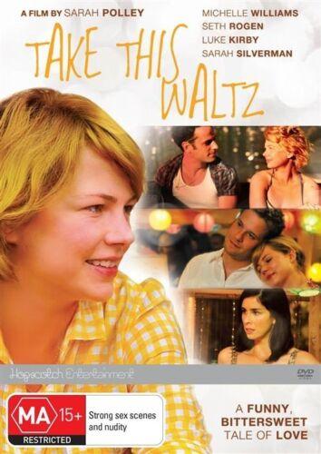 1 of 1 - Take This Waltz - DVD - Michelle Williams, Seth Rogen - Ex Rental- Free Post!!