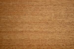 Mahogany Raw Wood Veneer Sheet 6.5 x 20 inches 1//42nd                     7651-2