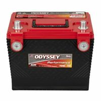 Odyssey 75/86-705 Performance Series Automotive Battery With Sae Posts