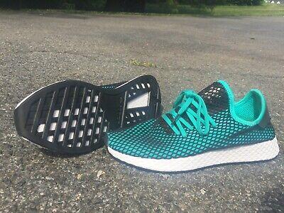 adidas Deerupt Runner Teal Running