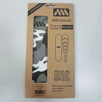 All Mountain Style AMS Honeycomb Universal Frame Guard Basic Protection Stickers