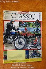 Motorrad Classic 3/06 MV Agusta 83 Kawa H2 Maico MD 250