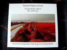 Slip Album: Picture Palace Music : Curriculum Vitae I : Quaeschning Tangerine