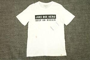 LYRIC-CULTURE-MEDIUM-MICK-JONES-JUKE-BOX-HERO-FOREIGNER-MUSIC-TSHIRT-DEFECT