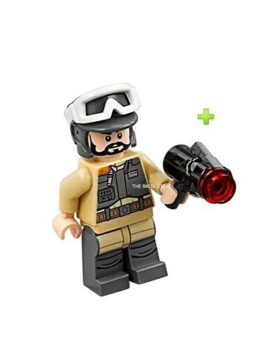 NEW 75164-2017 HOTH REBEL TROOPER PRIVATE KAPPEHL FIGURE LEGO STAR WARS