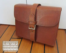Valise suitcase malle Moynat Trunk old ancienne cuir leather 1920 / 1930