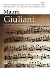 Mauro Giuliani: Werke für Gitarre und Gitarre mit Violine oder Flöte von Nicola Giuliani (2012, Geheftet)