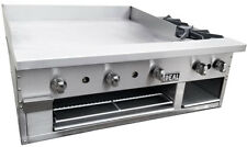 New 48 Counter Combination Griddle Amp Hot Plate By Ideal Made In Usa Nsf Amp Etl