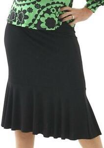 Elly B by OLIAN Maternity Women/'s Velvet Pencil Skirt FK31048 $70 NWT