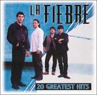 20 Greatest Hits by La Fiebre (CD, Jul-2016, Freddie Records)