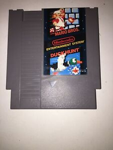 Super-Mario-Bros-Duck-Hunt-Nintendo-Entertainment-System-1988-CARTRIDGE-ONLY