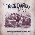 Live At Uncle Willys 1989 von Rick Danko (2011)