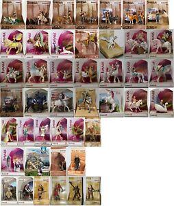 #04 Schleich Figuren-teilweise selten-neu-Aussuchen: Ritter,Elfe