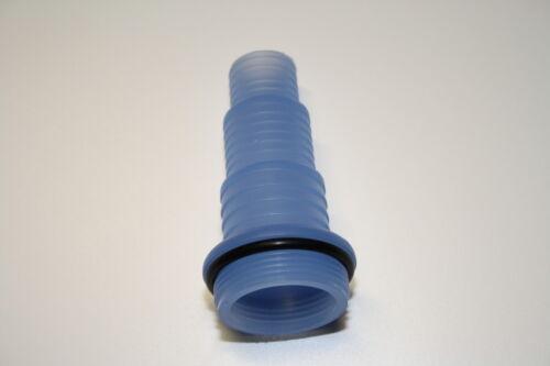 1 x Ersatz-Stufen-Schlauchtülle für TMC Pro Clear UVC Gerät 30 und 55 Watt